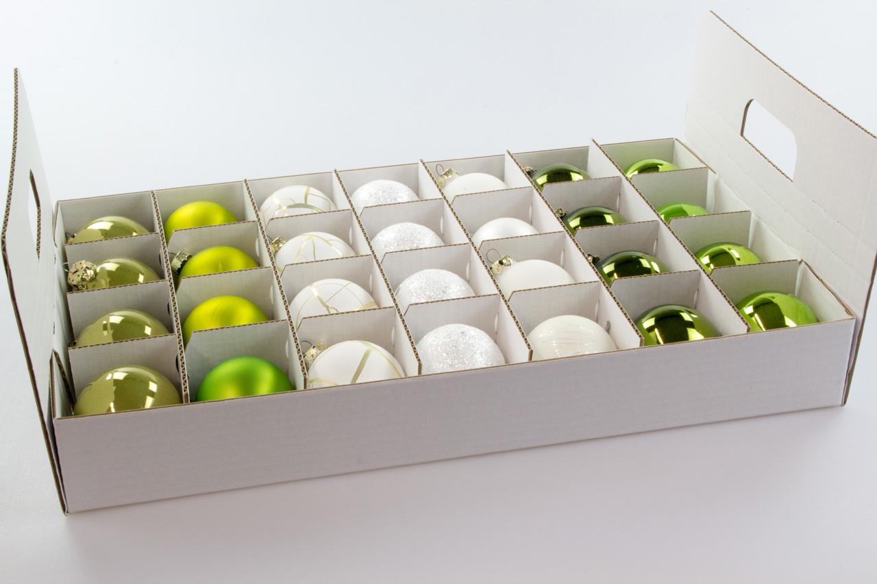 TOP-BOX Compact - Aufbewahrungsbox für Christbaumkugeln