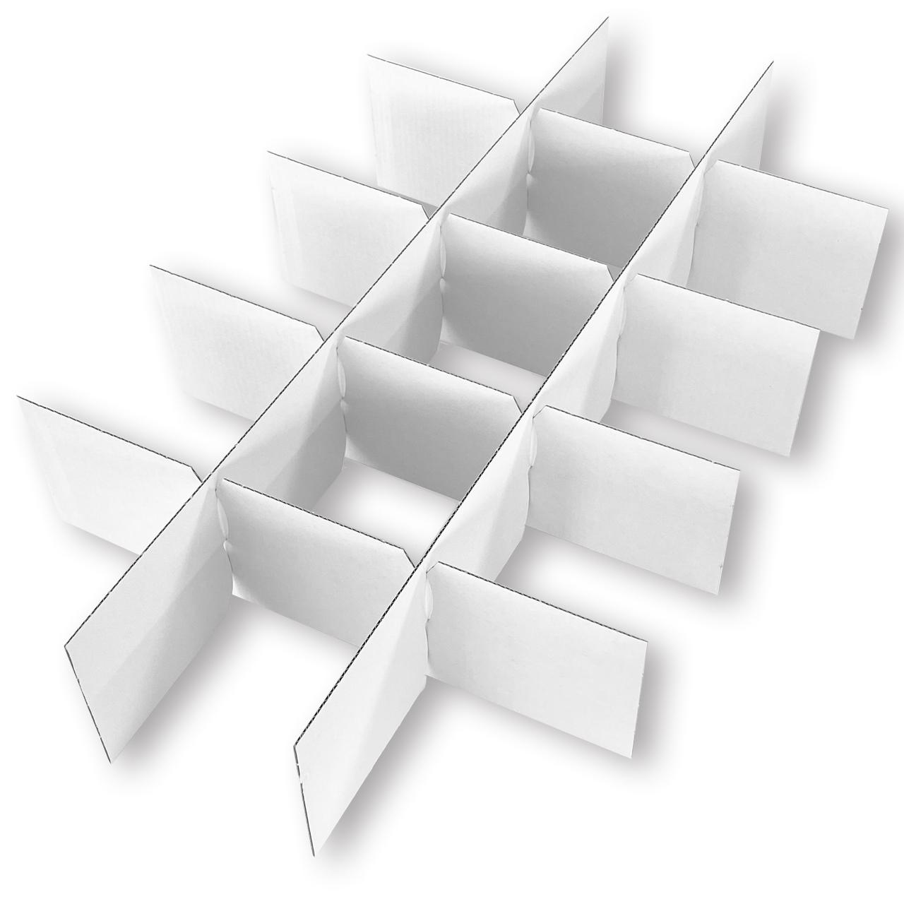 3er - Satz Gefache/Stege für Christbaumkugeln 8 cm