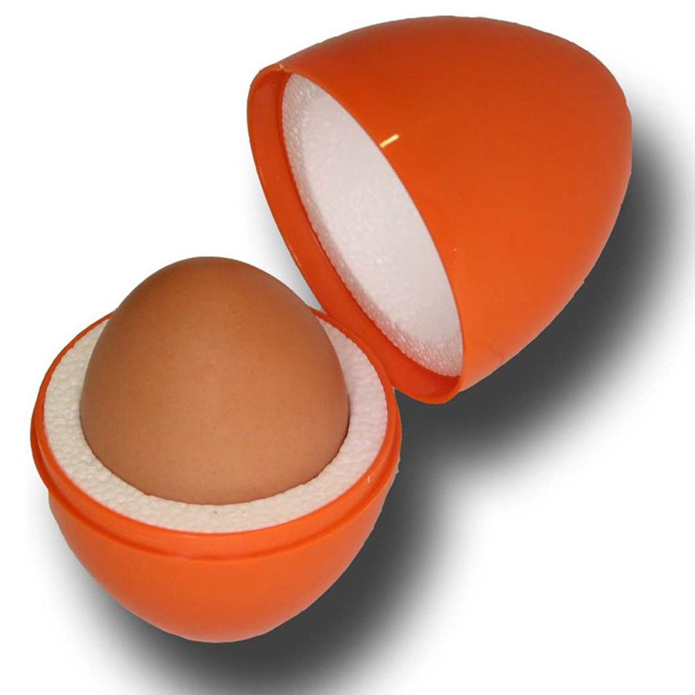 Thermo-Ei zum Warmhalten von Frühstückseiern / 4-er Set (Sortiert)